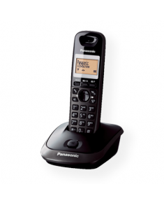 Panasonic KX-TG2511FX 240 g, Black, Caller ID, Wireless connection, Phonebook capacity 50 entries, Conference call, Built-in display, Speakerphone