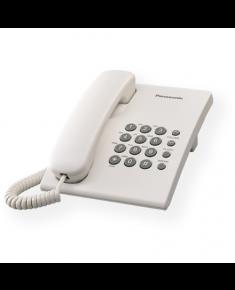 Panasonic Corded KX-TS500FX 475 g, 150 x 200 x 96 mm, White