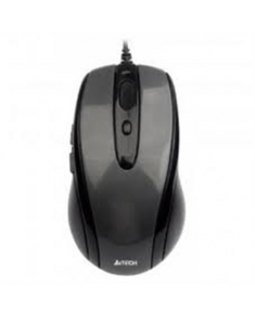 A4Tech Mouse N-708X,  V-Track wired, Black