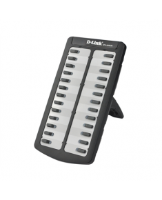 D-Link DPH-400EDM Extended panel with 26 keys and 26 LED's per module