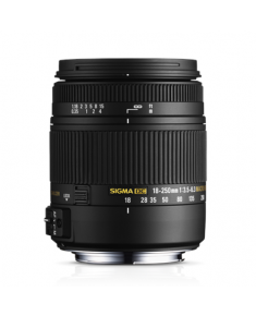 Sigma 18-250mm F3.5-6.3 DC Macro OS HSM* Canon