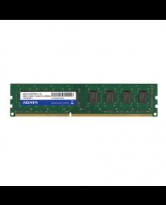 ADATA 8 GB, DDR3, 1600 MHz, PC/server, Registered No, ECC No