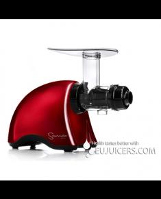 Juicer Sana EUJ-707R Type Slow juicer, Red, 200 W, Number of speeds 1, 70 RPM