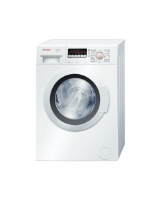 Bosch Washing machine WLG24260BY Front loading, Washing capacity 5 kg, 1200 RPM, A+++, Depth 40 cm, Width 60 cm, White, LED, Display,