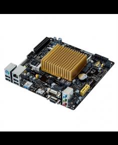 Asus J1900I-C Processor family Intel, Processor socket BGA1170, DDR3L-SDRAM, Memory slots 2, Supported hard disk drive interfaces Serial ATA II, Mini ITX