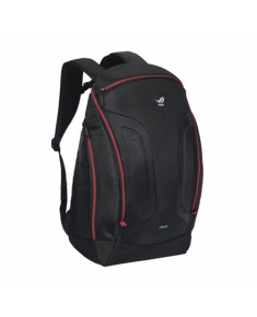 "Asus Shuttle 2 Fits up to size 17 "", Black, Backpack"