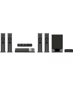 Sony BDV-N7200WB/ RMS 1200W/ DVD-R/SA-CD/ JPEG/ MP3/ Dolby Digital/ DTS/ Dolby Prologic/ FM tuner Sony