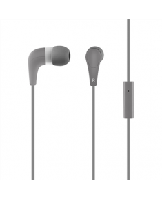Acme HE15G Earphones 3.5 mm, Built-in microphone, Grey
