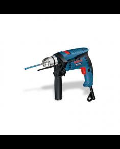 Bosch Impact Drill GSB 13RE 600 W, + Drill bits Set, Case