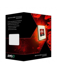AMD FX-8350, 4 GHz, AM3+, Processor threads 8, Packing Retail, Component for PC