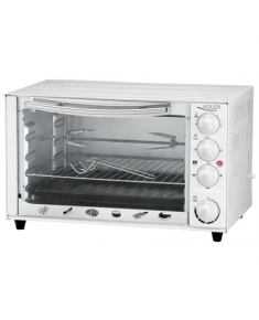 4cd441f0c73 Adler AD 6001 34 L, Mini Oven, White, 1600 W