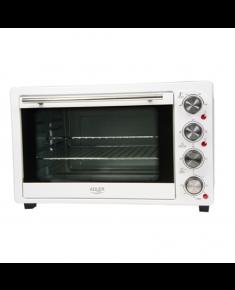 Adler Electric oven AD 6001 35 L, Mini Oven, 1500 W, White
