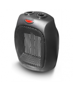 Adler AD 7702 PTC Heater, Number of power levels 2, 1500 W, Number of fins Inapplicable, Black