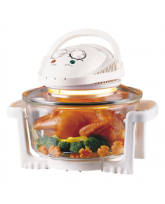 Camry Halogen Convection Oven CR 6305 Power 1400 W, Capacity (max) 12 L, White