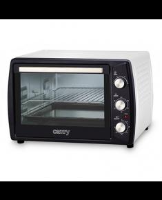 Camry CR 6007 42 L, No, Electric Oven, White/Black, 1800 W
