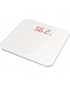 Scales Caso BS1 Maximum weight (capacity) 200 kg, Accuracy 100 g, 1 user(s), White