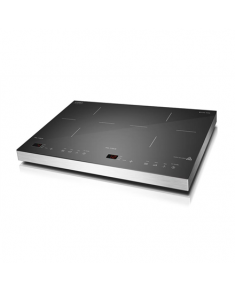 Caso Free standing table hob S-Line 3500 Number of burners/cooking zones 2, Sensor-Touch, Black, Induction