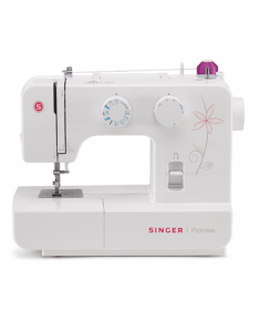 Sewing machine Singer SMC 1412 White, Number of stitches 15