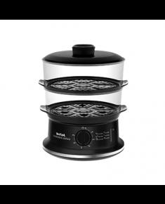 TEFAL VC140135 Food Steamer Black, 900 W, Number of baskets 2
