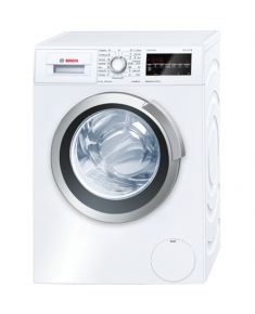 Bosch Washing machine WLT24440BY Front loading, Washing capacity 6.5 kg, 1200 RPM, Direct drive, A+++, Depth 44.4 cm, Width 60 cm, White, Display, LED,