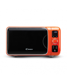 Candy Microwave oven EGO G25D CO Grill, Rotary, 900 W, Orange, Free standing, Defrost function