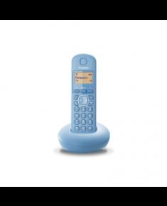 Panasonic Cordless KX-TGB210FXF Light blue, Built-in display, Caller ID, Phonebook capacity 50 entries
