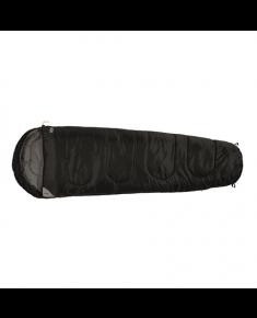 Easy Camp Cosmos, Sleeping bag, 210x75(50) cm, +22/+8/-5 °C, Black