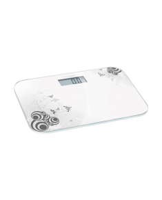 Scales Lanaform Maximum weight (capacity) 180 kg, Accuracy 100 g, 1 user(s), White