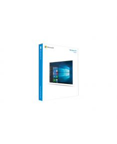 Microsoft Windows 10 Home KW9-00138, Latvian, DVD, 32-bit/64-bit, OEM