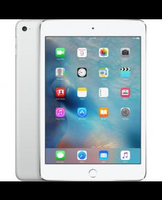 """Apple iPad Mini 4 7.9 """", Silver, 2048 x 1536 pixels, 2 GB, 128 GB, Wi-Fi, 4G, Bluetooth, 4.2, iOS, 9.0, Warranty 12 month(s)"""