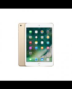 """Apple iPad Mini 4 7.9 """", Gold, LCD IPS, 2048 x 1536 pixels, M8 motion, 4 GB, 128 GB, Wi-Fi, 4G, Front camera, 12 MP, Rear camera, 8 MP, Bluetooth, 4.2, iOS, 9.0, Warranty 12 month(s)"""