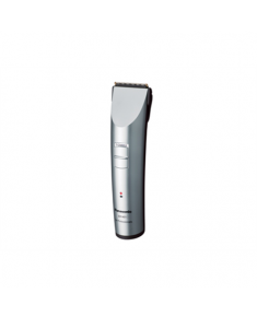 Panasonic ER1421 Warranty 24 month(s), Hair clipper, Number of length steps 6, Rechargeable, Operating time 80 min, Charging time 1 h, Silver