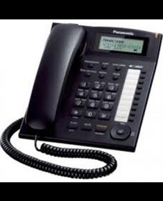 Panasonic Corded KX-TS880FXB Built-in display, Speakerphone, 550 g, 172 x 220 x 93 mm, Black, Caller ID, Phonebook capacity 50 entries