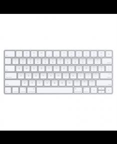 Apple MLA22 Standard, Wireless, Keyboard layout EN, Silver, White, English, 231 g
