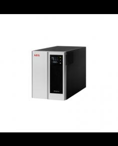 AEG UPS Protect B. 1000 1000 VA, 700 W, 240 V, 220 V, C14 coupler