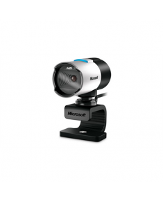 Microsoft LifeCam Studio for Business Camera, 1.83 m, Black, Silver