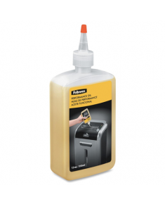 Fellowes Oil for document shredder, 355 ml