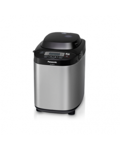 Panasonic Bread Maker  SD-ZB2512KXE Black/ inox, 550 W, Number of programs 17, M, L, XL, Display, Delayed start timer