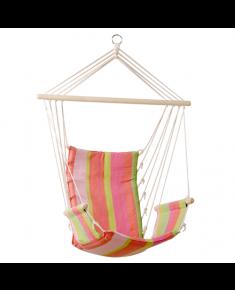 Amazonas Palau bubblegum Hanging Chair, 120x50 cm, 120 kg
