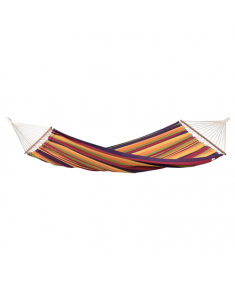 Amazonas Brasilia tropical Double Hammock with spreader bar, 210x140 cm, 150 kg