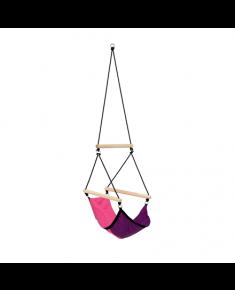 Amazonas Kid's Swinger pink Single Hammock, 35x60x160 cm, 60 kg