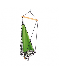 Amazonas Hang Mini zebra Hanging Chair, 47x31 cm, 60 kg