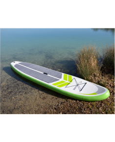 Viamare Inflatable SUP Board, 365 cm, 190 kg, Green