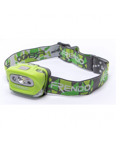 FRENDO Headlight Orion 110 CREE LED + Red LED, 110 lm, 4 functions