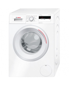 Bosch Washing machine WAN280L8SN Front loading, Washing capacity 8 kg, 1400 RPM, Direct drive, A+++, Depth 55 cm, Width 59.8 cm, White, Display, LED,