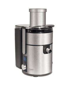 Juicer Caso PJ 1000 Type Centrifugal juicer, Stainless steel, 800 W, Extra large fruit input, Number of speeds 4, 8.000 - 15.000  RPM