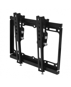 "Acme Wall Mount, MTST12, Tilt, 17-43 "", Maximum weight (capacity) 20 kg, Black, VESA 100x100, 200x100, 200x200 mm"