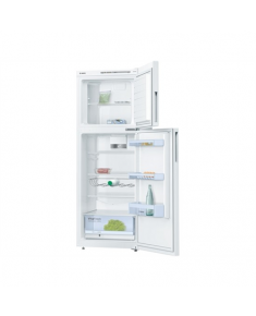 Bosch Refrigerator KDV29VW30 Free standing, Double door, Height 161 cm, A++, Fridge net capacity 194 L, Freezer net capacity 70 L, 39 dB, White