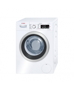 Bosch Washing mashine WAW28768SN Front loading, Washing capacity 8 kg, 1400 RPM, Direct drive, A+++, Depth 59 cm, Width 60 cm, White, Display, LED