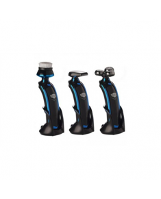 DomoClip Mens shaving and facial clean set  DOS134 Warranty 24 month(s), Rechargeable, Battery life 1 h, Black